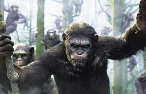 فيلم Planet Of The Apes 1 مترجم كامل Hd القرد سيزر الجزء
