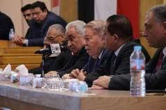 اولي محاضرات معهد محاماة القاهرة برئاسة عاشور وحضور سرور 6