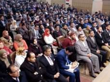 اولي محاضرات معهد محاماة القاهرة برئاسة عاشور وحضور سرور 3