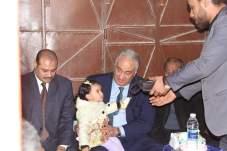 عاشور بعزاء المحامي يحيى مصطفى