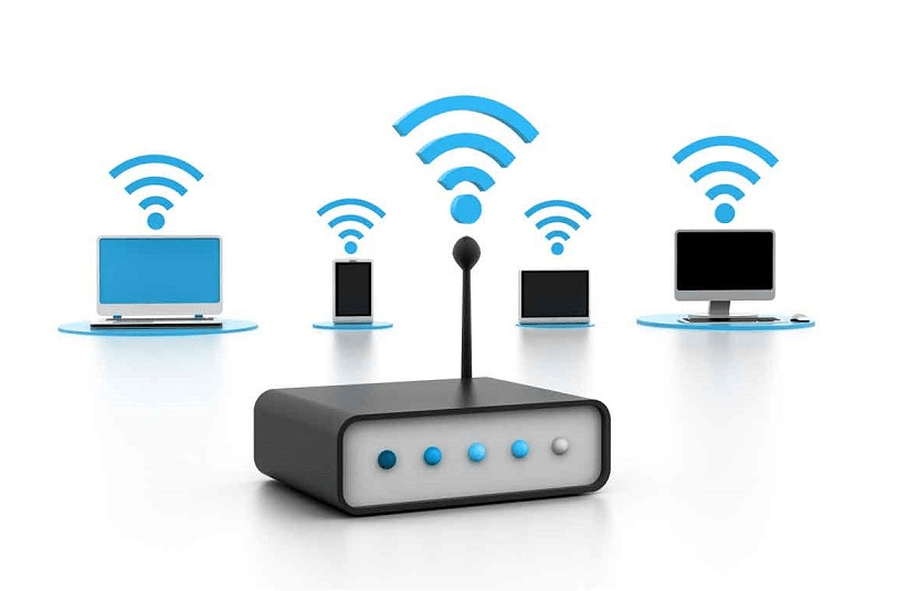كيفية معرفة الاجهزة المتصلة بالشبكة ومعرفة عنوان Ip لكل جهاز