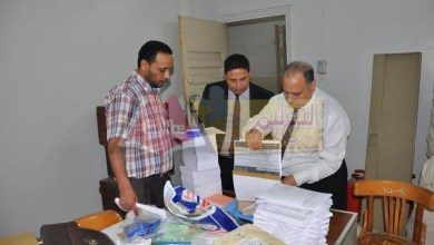 Photo of التداوي يتفقد مقار لجان الثانوية العامة وال 30 الف معلم