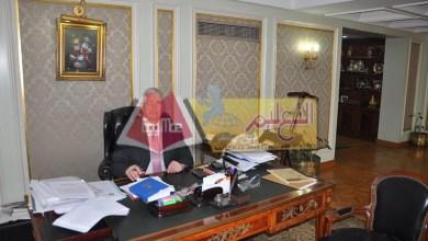 Photo of المجلس الأعلى للجامعات يبحث سبل تحسين نظام المعاشات للسادة أعضاء هيئة التدريس