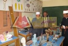 Photo of تكليف الوكيل الثقافي بمنطقة البحيرة بمتابعة معرض الوسائل التعليمية