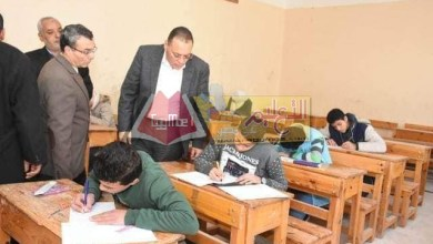 Photo of محافظ الشرقية يتفقد لجان امتحانات الشهادة الإعدادية بمدينة الصالحية الجديدة