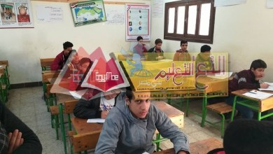 Photo of السبت . 90 ألفا و236 طالب يؤدون امتحانات الشهادة الإعدادية بالبحيرة