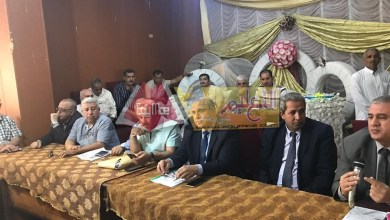 Photo of عبدالرؤوف يجتمع برؤساء لجان الثانوية العامة بالدقهلية