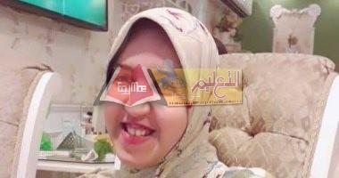 Photo of الأولى على الثانوية الأزهرية مكفوفين : كنت أصلى وأقرأ قرآن وأذاكر 6 ساعات