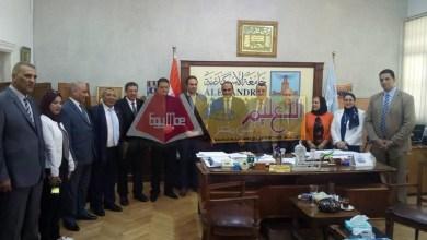 Photo of عمر يفتتح فرع الأكاديمية المهنية للمعلمين بالإسكندرية