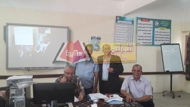 Photo of طفرة فى توجيه عام العلوم بكفر الشيخ بقيادة سليمان واستمرار مبادرة الإبداع لطلاب الثانوية