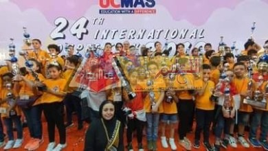 Photo of بالصور … اكتساح طلاب مصر بطولة UC MAS العالمية فى الدورة 24 بكامبوديا