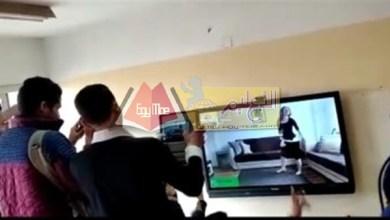 Photo of تعيين مدير جديد لمدرسة الفاروق بالمنوفية صاحبة واقعة ''فيديو الراقصة''