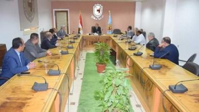 Photo of عمليات متابعة الموقف تناقش الاجراءات الاحترازية بجامعة سوهاج لمنع انتشار كورونا