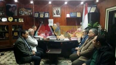 Photo of النيلي يترأس الاجتماع الشهري للجنة اللامركزية بتعليم مطروح