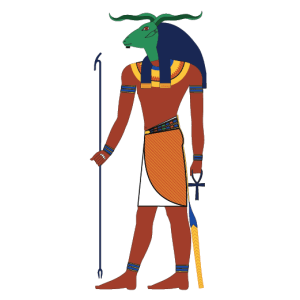 The God: Khnum