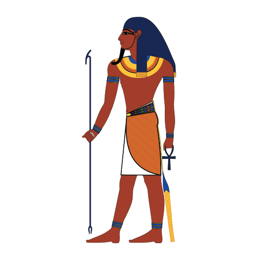 The God: Atum