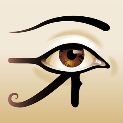 Eye of Horus – Wadjet – Egyptian Witchcraft