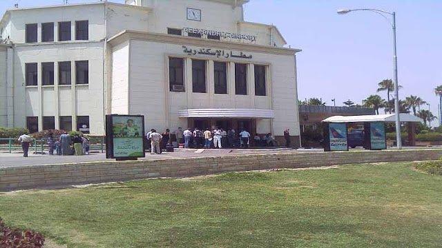 Alexandria International Airport / El Nouzha Airport