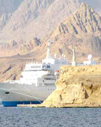 Transfer from Sharm el-Sheikh to Sharm el-Sheikh Port