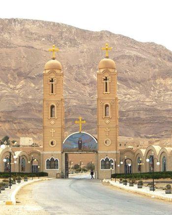Transfer from Hurghada to Zafarana