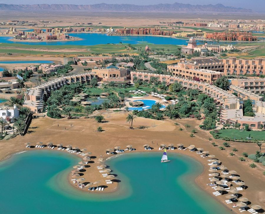 Transfer from Marsa Alam to Gouna