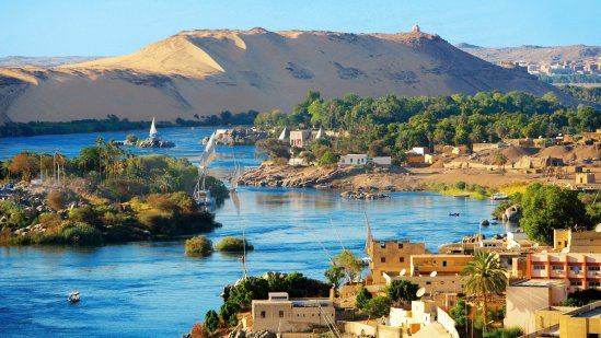 Aswan Private Transfers & Ground Transportation
