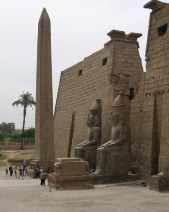 Transfer from Cairo to Luxor