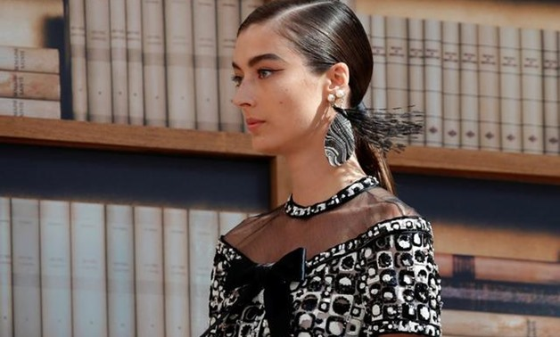 Lagerfeld successor brings demure librarians to Chanel catwalk - EgyptToday
