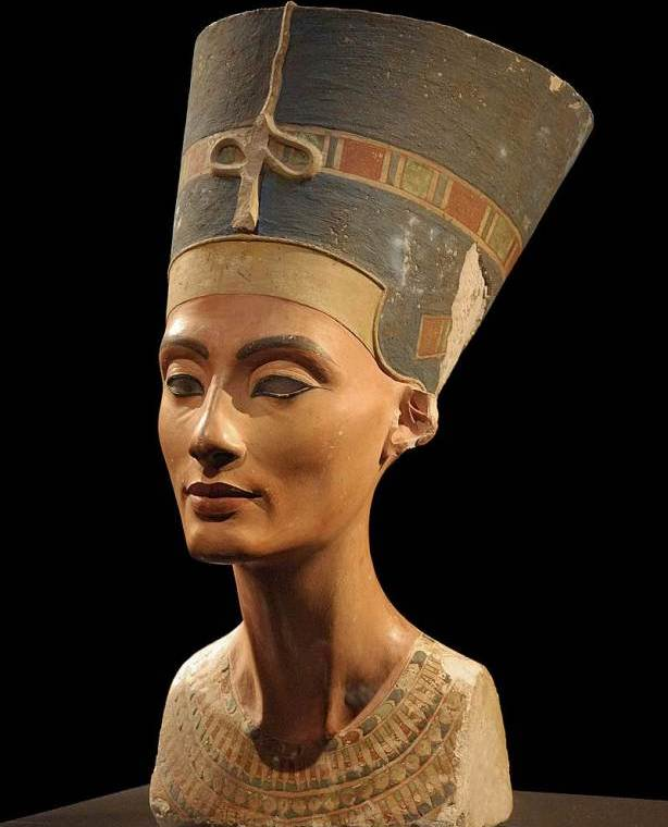 Information About Queen Nefertiti | Ancient Egypt | Egypt Tours Portal