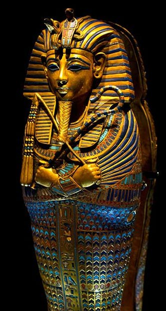 The most famous king of the pharaohs