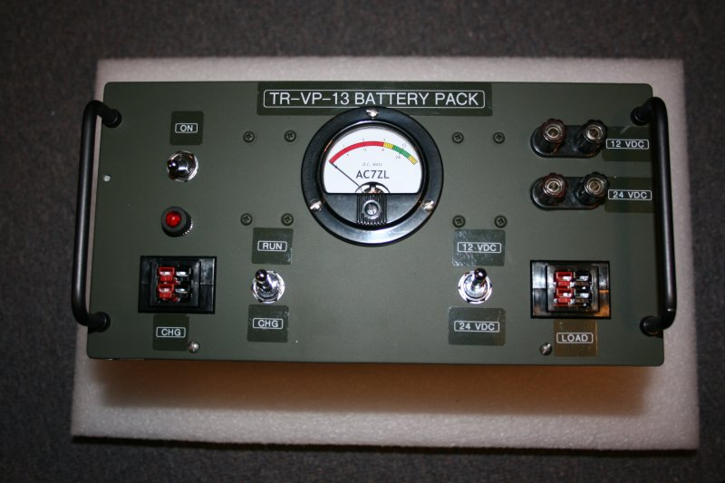 Battery Box Front
