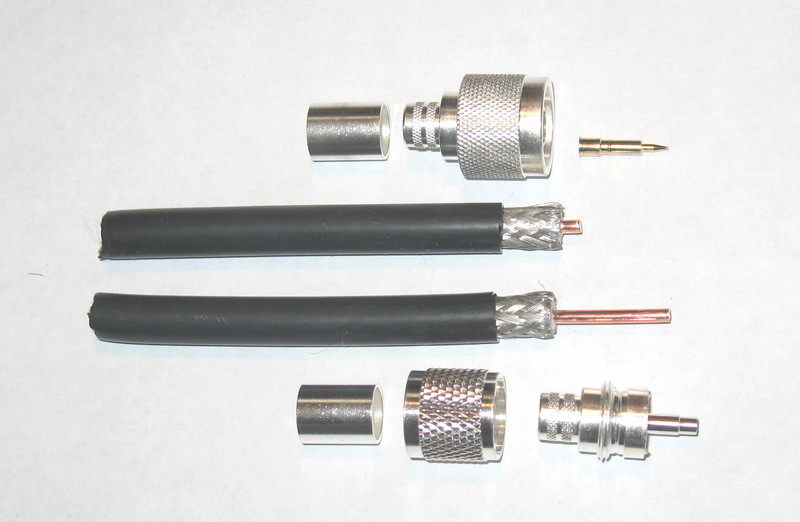 Coax Plug Wiring Instructions