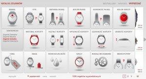 Wyszukiwarka zegarków