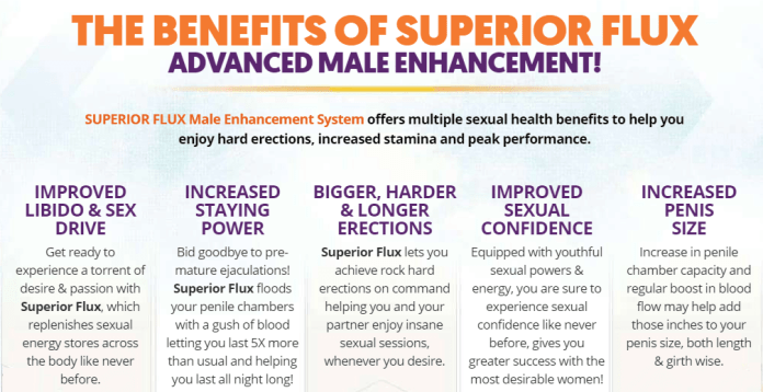 Superior Flux Male Enhancement Ingredients