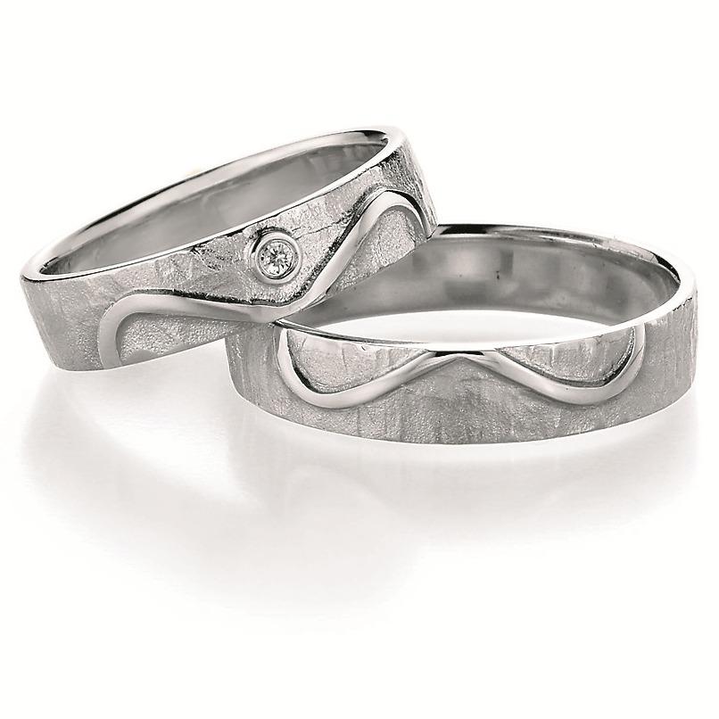 EheringeShop  Trauringe aus Silber  Unendlichkeit
