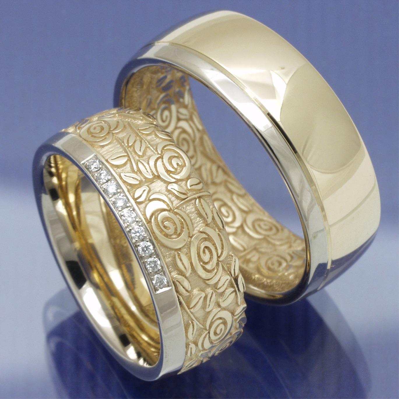 Silber Ringe Trauringe