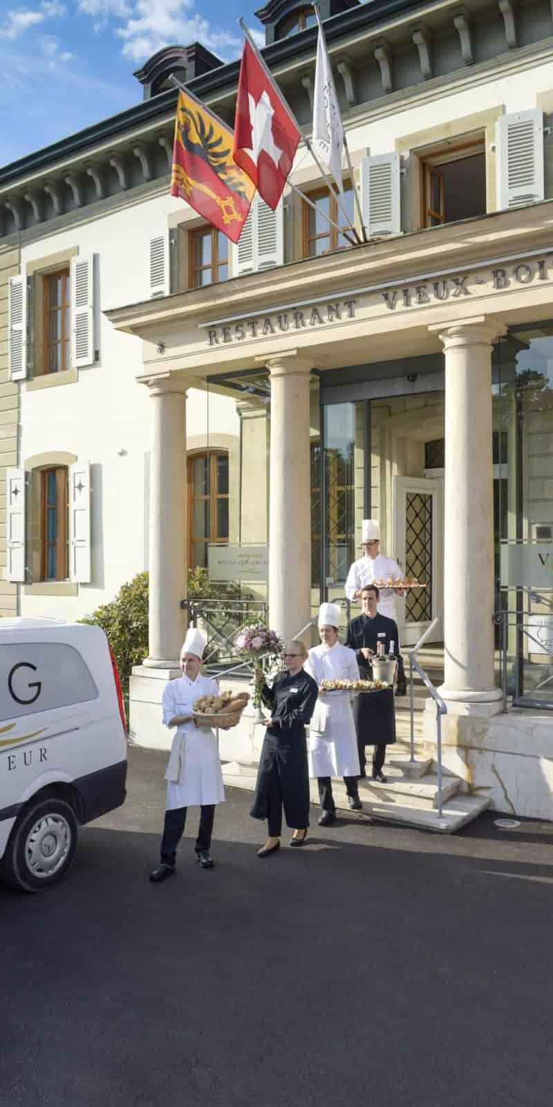 Cuisine Professionnelle Geneve