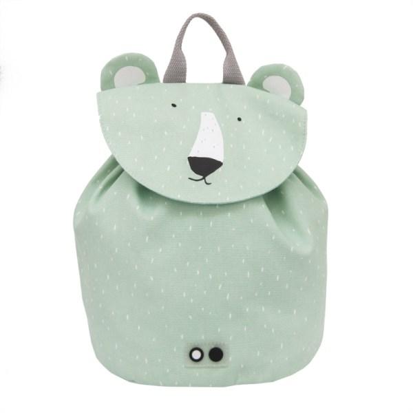 mini mochila sr urso polar da trixie