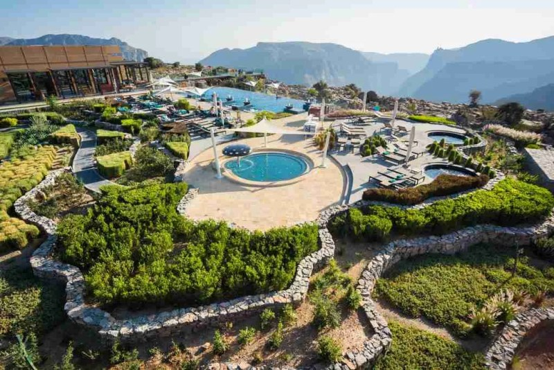 Al Jabal resort