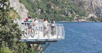 Ciclabile lago di Garda : Garda by Bike