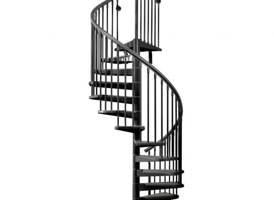 4 Disadvantages Of A Spiral Staircase Edwards Hampson Ltd   Changing Spiral Stairs To Normal Stairs   House   Space Saving   Staircase Design   Handrail   Building Regulations