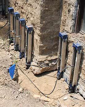 Slab Elevation-Unified Hydraulic Jacking System