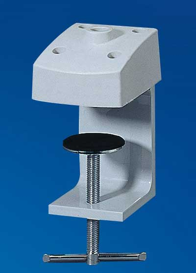 Large Clamp for a Magnifier Lamp White  eHobbyTools