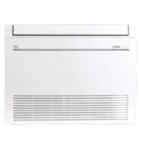 Ductless Inside Floor-Mounted Unit