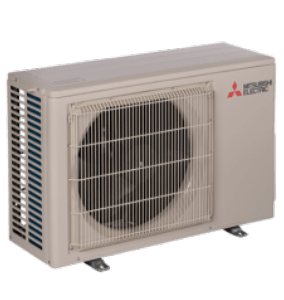 Ductless Outside Unit