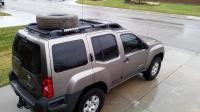 Xterra Roof Rack & Gobi Nissan Xterra Ranger Roof Rack - 2000+