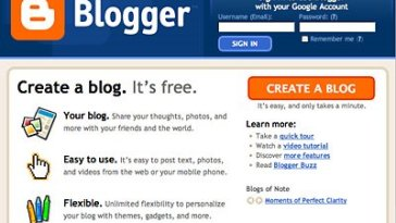 free blogging
