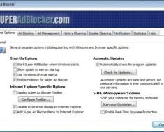 Super Ad Blocker - PopUp Blocker,Spyware Blocker,Ad Blocker tool