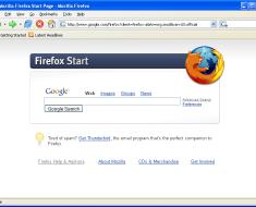 Mozilla Firefox Web Browser — Free Download — mozilla.org