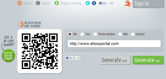 QR Code Generator and Management with Tracking  Analytics and Support